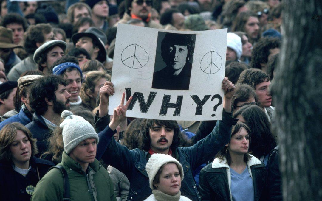 ¿Por qué? ¿Por qué mataste a Lennon?