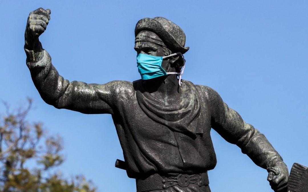 El cazador de coronavirus uruguayo