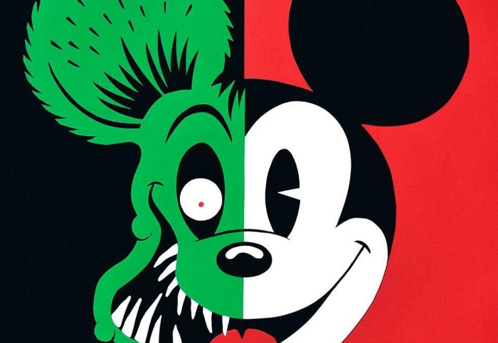 Todo al revés: La política Disney
