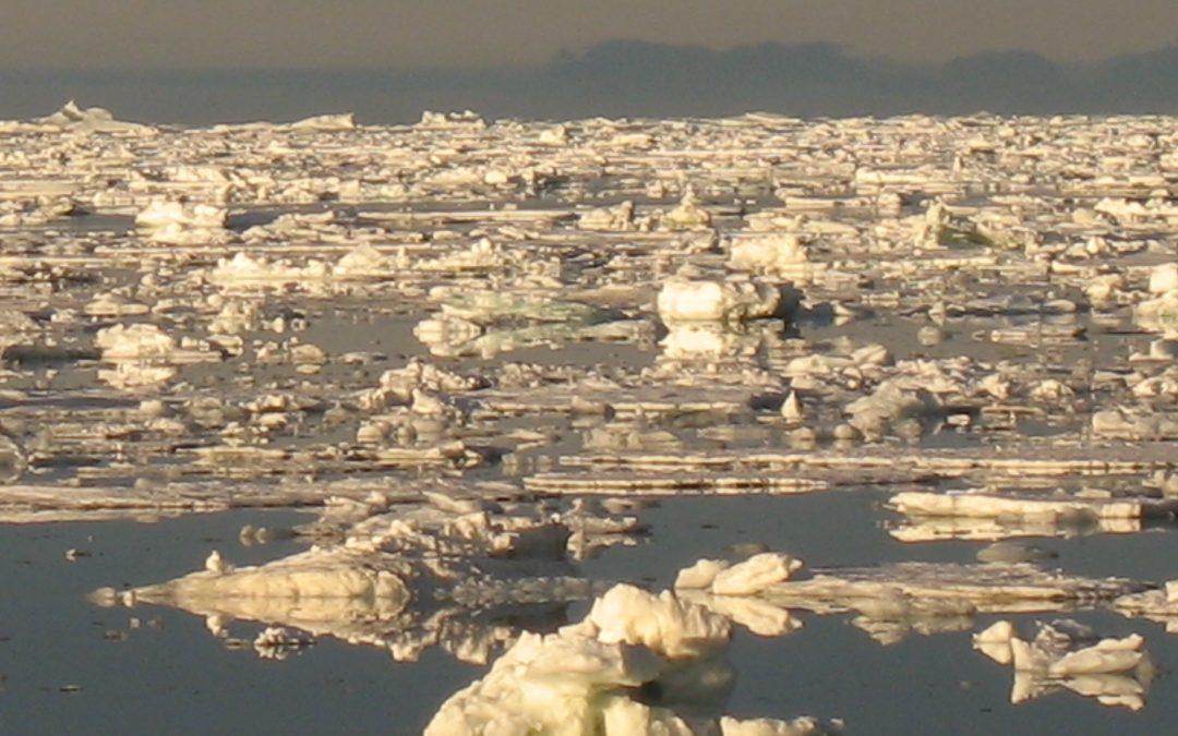 Una capa de hielo capaz de elevar el nivel del mar en más de 60 metros