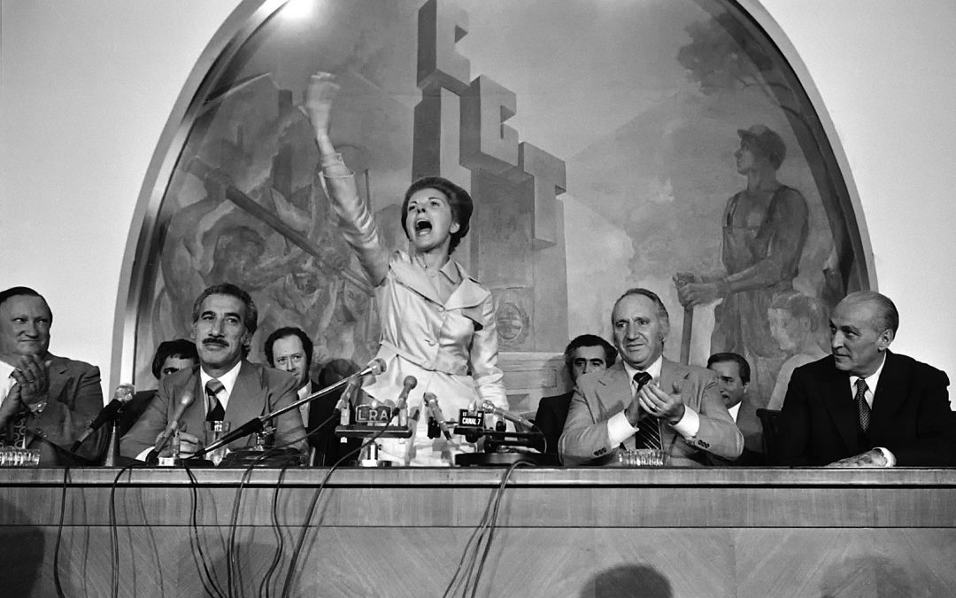 """Operación """"Isabelita, mujer del año"""""""