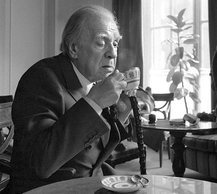 El texto más insólito de Borges